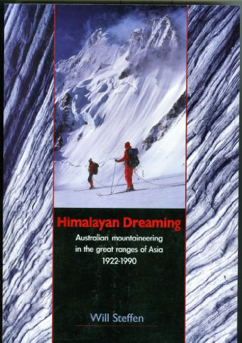 Large book cover: Himalayan Dreaming
