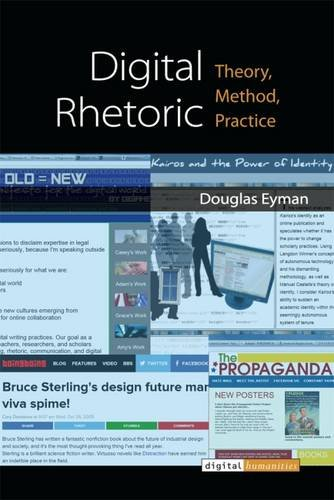 Large book cover: Digital Rhetoric: Theory, Method, Practice