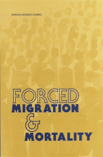 Large book cover: Forced Migration and Mortality