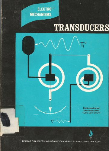 Large book cover: Electromechanisms: Transducers