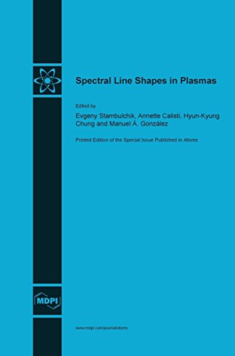 Large book cover: Spectral Line Shapes in Plasmas