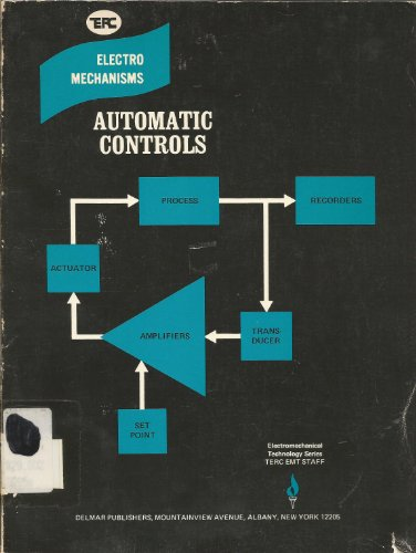 Large book cover: Electromechanisms: Automatic Controls