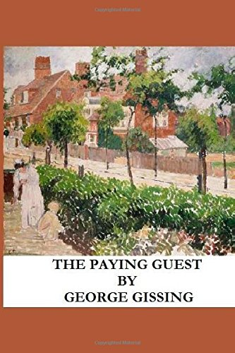 Large book cover: The Paying Guest