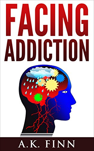 Large book cover: Facing Addiction