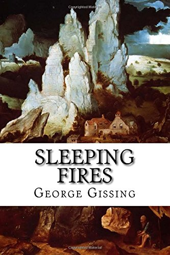 Large book cover: Sleeping Fires