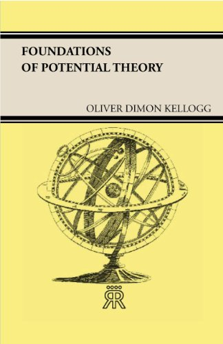 Large book cover: Foundations Of Potential Theory