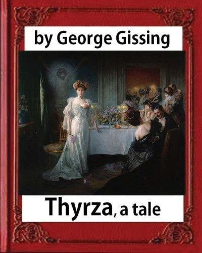 Large book cover: Thyrza