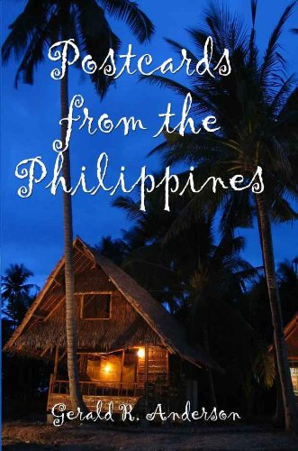 Large book cover: Postcards From The Philippines