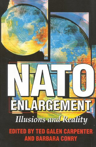 Large book cover: NATO Enlargement: Illusions and Reality