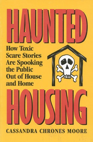 Large book cover: Haunted Housing