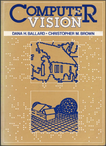 Large book cover: Computer Vision