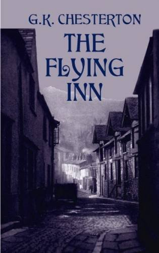 Large book cover: The Flying Inn