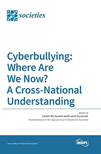 Large book cover: Cyberbullying: Where Are We Now?