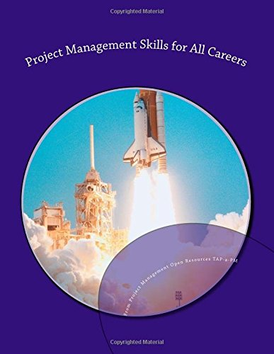 Large book cover: Project Management Skills for All Careers