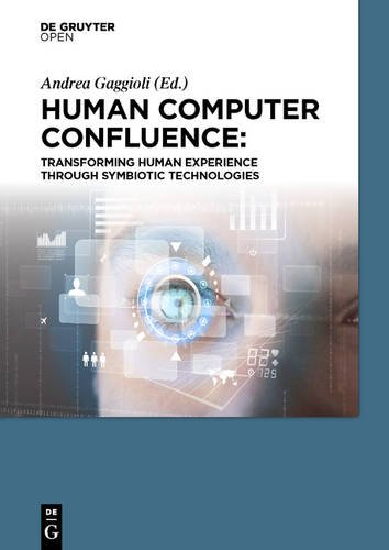 Large book cover: Human Computer Confluence