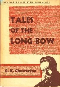 Large book cover: Tales of the Long Bow