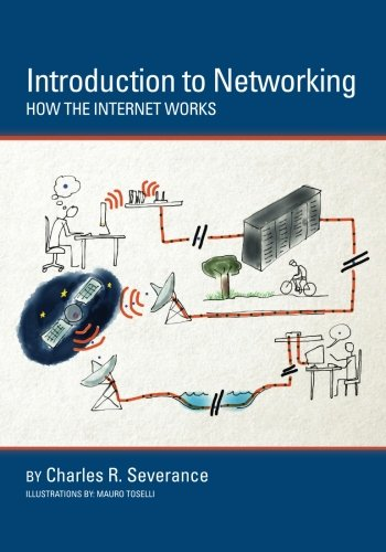 Large book cover: Introduction to Networking: How the Internet Works