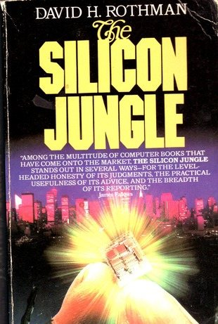 Large book cover: The Silicon Jungle