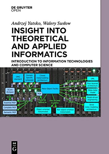 Large book cover: Insight into Theoretical and Applied Informatics