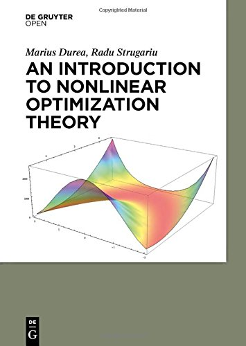 Large book cover: An Introduction to Nonlinear Optimization Theory