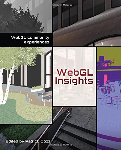 Large book cover: WebGL Insights