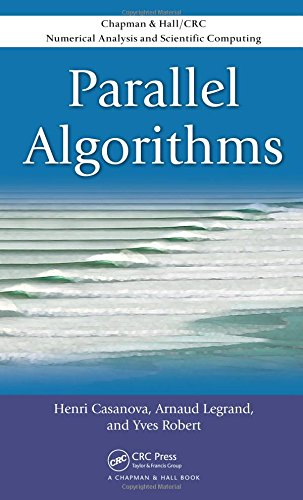 Large book cover: Parallel Algorithms