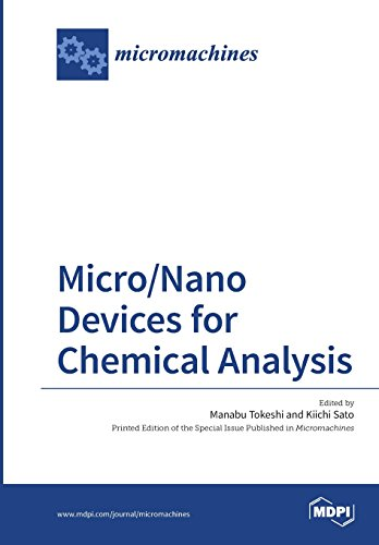 Large book cover: Micro/Nano Devices for Chemical Analysis