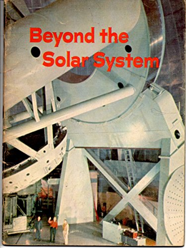 Large book cover: Beyond the Solar System