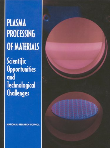 Large book cover: Plasma Processing of Materials