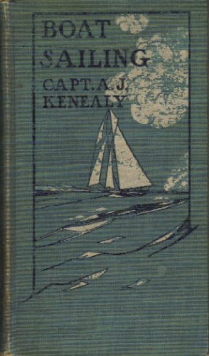 Large book cover: Boat Sailing