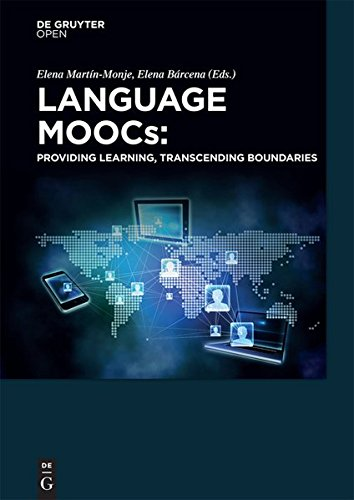 Large book cover: Language MOOCs: Providing Learning, Transcending Boundaries