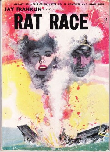 Large book cover: The Rat Race