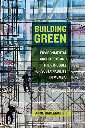 Large book cover: Building Green