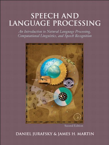 Large book cover: Speech and Language Processing