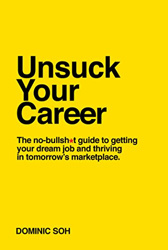 Large book cover: Unsuck Your Career