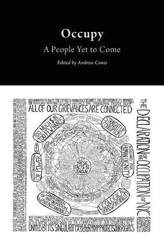 Large book cover: Occupy: A People Yet To Come