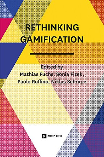 Large book cover: Rethinking Gamification