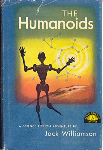 Large book cover: The Humanoids