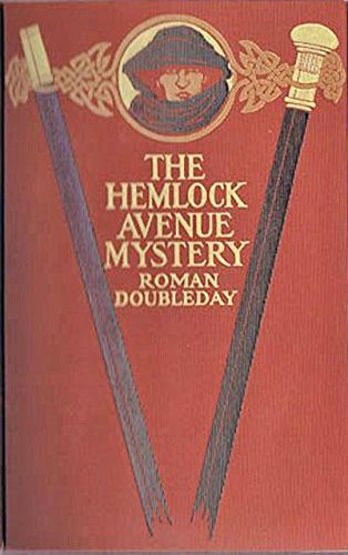 Large book cover: The Hemlock Avenue Mystery
