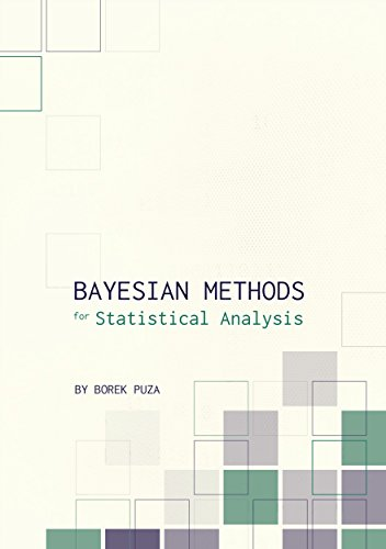 Large book cover: Bayesian Methods for Statistical Analysis