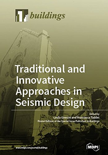 Large book cover: Traditional and Innovative Approaches in Seismic Design