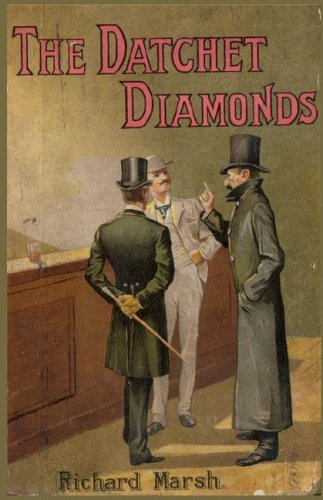Large book cover: The Datchet Diamonds