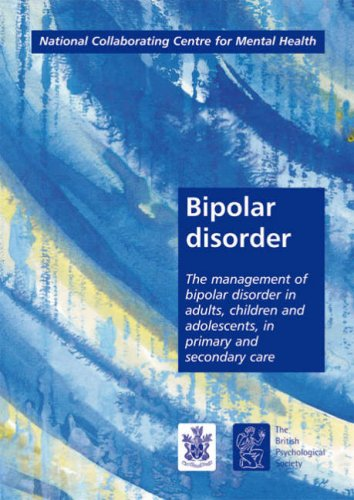 Large book cover: Bipolar Disorder