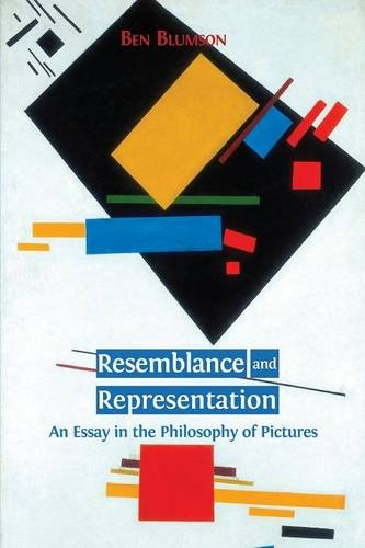Large book cover: Resemblance and Representation: An Essay in the Philosophy of Pictures