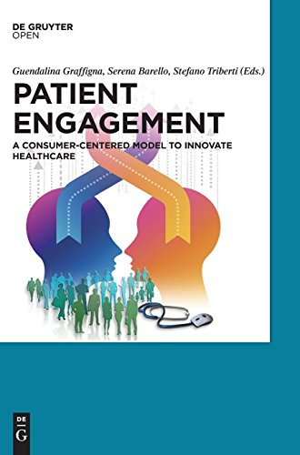 Large book cover: Patient Engagement