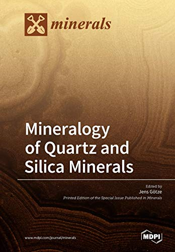 Large book cover: Mineralogy of Quartz and Silica Minerals