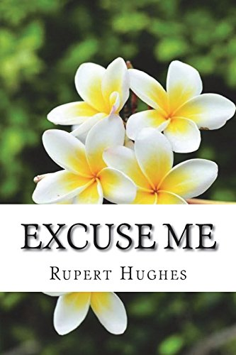Large book cover: Excuse Me!