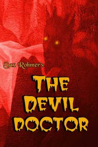 Large book cover: The Devil Doctor