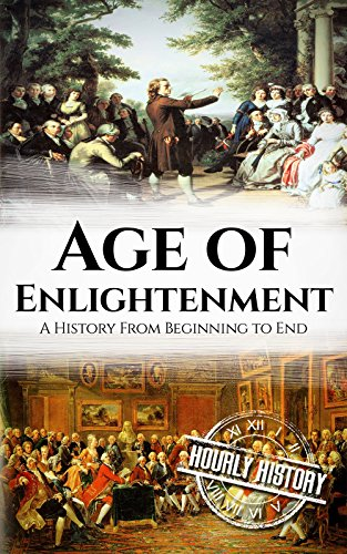 Large book cover: Age of Enlightenment