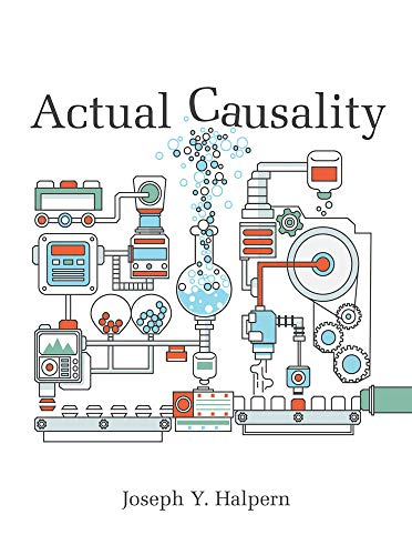 Large book cover: Actual Causality